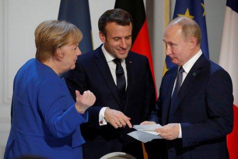 Лидеры ЕС хотят провести саммит с Путиным