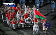 Белорусы вынесли российский флаг на церемонию открытия Паралимпиады
