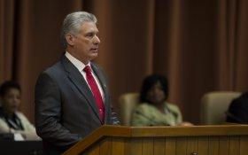 На Кубе избран первый за 43 года президент