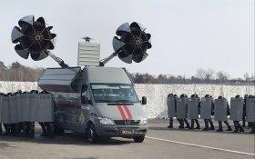 Росгвардия закупит гранаты для подавления массовых беспорядков