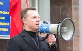 Избирком Севастополя отказывает в регистрации на губернаторских выборах коммунисту Роману Кияшко