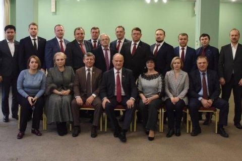 Геннадий Зюганов сформулировал триединую основу деятельности КПРФ