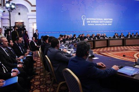 Путин оценил итоги переговоров по Сирии в Астане