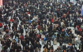 Население Китая превысило 1,4 миллиарда человек. Рождаемость упала до минимума за последние 60 лет