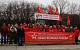 Марш «Наша Великая Победа» продолжился в Краснодаре и Белореченске