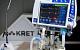 Импортозамещение. Аппараты искусственной вентиляции легких «Ростеха» собраны на 90% из китайских и американских комплектующих