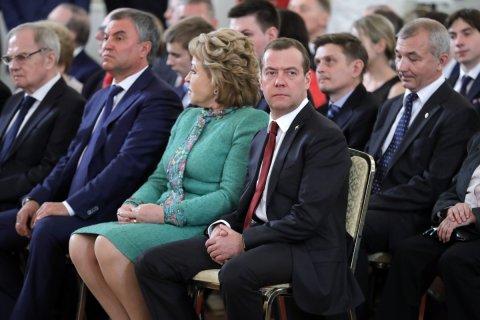 Володин: Только президент Путин может обеспечить «мирное небо»