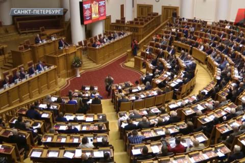 Итоговый репортаж из Петербурга о праздничных мероприятиях к 100-летию Великой Октябрьской социалистической революции