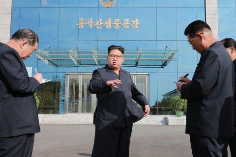 КНДР отвергла новые санкции ООН как «акт войны»