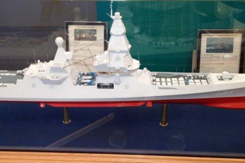 Атомный эсминец «Лидер» вряд ли будет построен