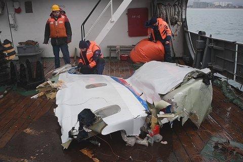 СМИ: Причиной катастрофы Ту-154 под Сочи названы «странные действия» экипажа