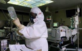 Число зараженных коронавирусом COVID-19 в России превысило 350 тысяч человек