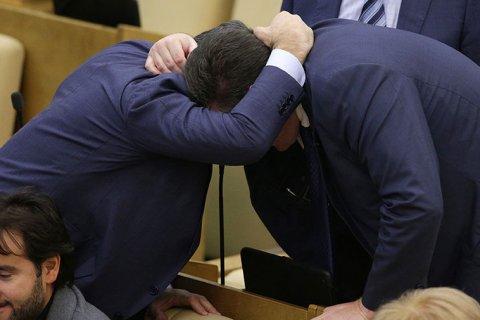 Единороссы отказались отменять муниципальный фильтр