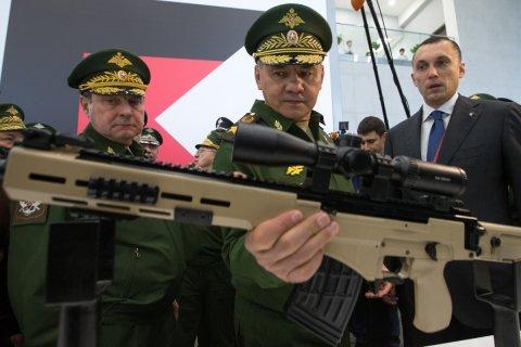 Шойгу: Действия НАТО вынуждают РФ принимать ответные меры