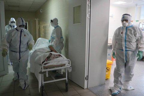 Число заболевших коронавирусом в России достигло 569 тысяч человек