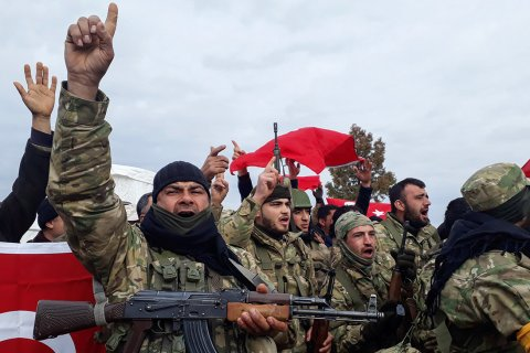 Спустя два дня в Кремле отреагировали на турецкую операцию в Сирии: Мы наблюдаем. Курды обвинили Россию в предательстве