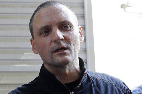 В КПРФ заявили, что административный арест координатора «Левого фронта» Сергея Удальцова будет оспорен