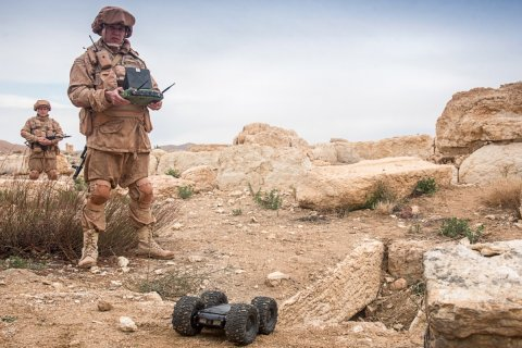 Минобороны отчиталось об «обкатке» в Сирии 600 образцов вооружений