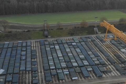 Из Германии в Россию отправили новый груз с 600 тоннами ядерных отходов