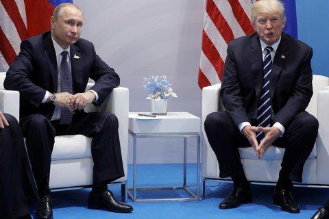 Трамп заявил о сомнениях в реализации одной из договоренностей с Путиным