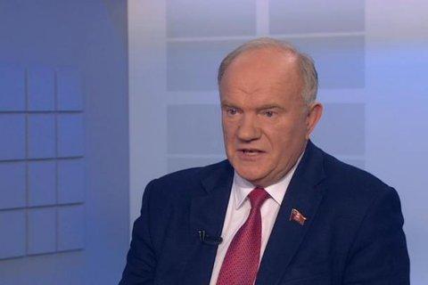 Геннадий Зюганов рассказал о своей встрече с Путиным