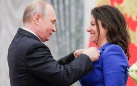Главный редактор Russia Today и РИА «Новости» Маргарита Симоньян через «Международную пилораму» заработали с мужем 700 млн рублей на госконтрактах