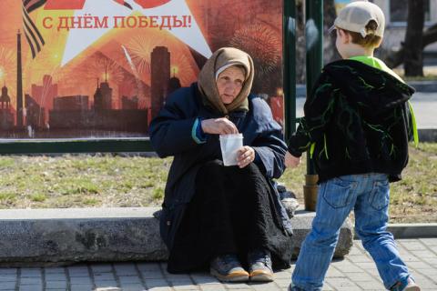 Опрос: 40 миллионов россиян не могут позволить себе купить новую одежду