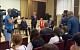 Геннадий Зюганов провел «Урок мужества» в гимназии имени Подольских курсантов