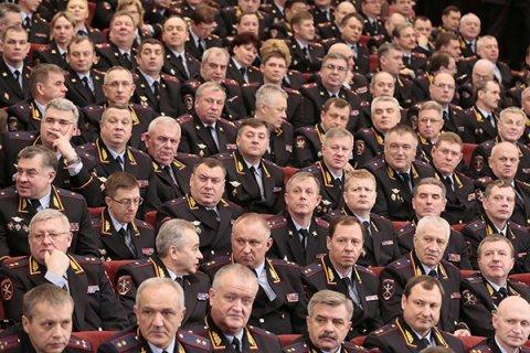 В Кремле опровергли рост влияния силовиков на Путина
