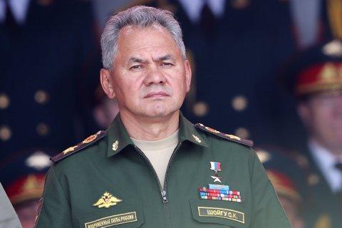 Шойгу назвал число воевавших в Сирии российских военных