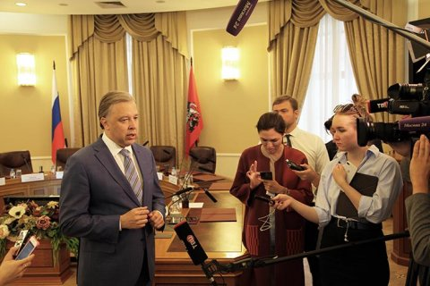 Вадим Кумин объединил оппозиционные силы и прошел «муниципальный фильтр»
