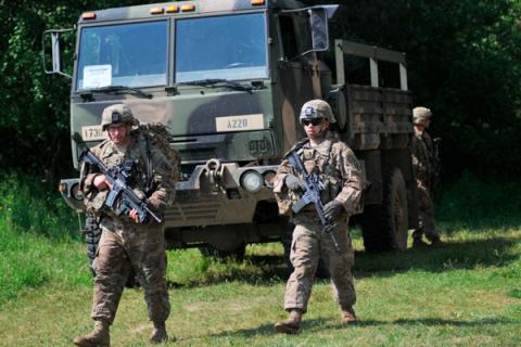 Россия – НАТО: конфронтация продолжается