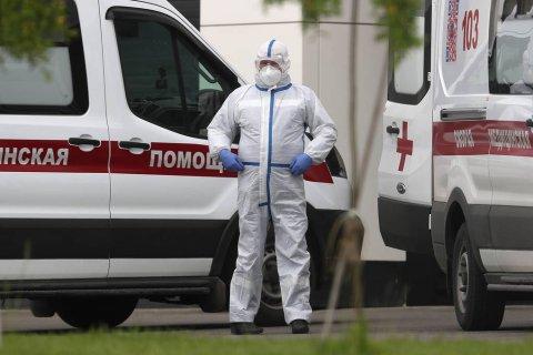 Количество заразившихся коронавирусом в России превысило 823 тысячи человек