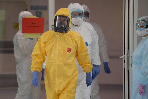 В России зарегистрировано 495 больных коронавирусом.  «Реальной картины распространения коронавируса нет»