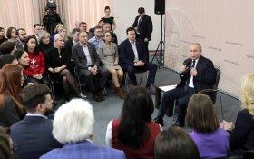 Путин о реальной ответственности правительства перед парламентом: Нецелесообразно