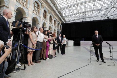 Путин: Доказательств вины России в крушении самолета рейса МН17 нет