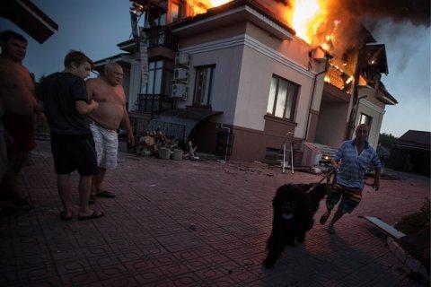 Украинская армия за минувшие сутки более 870 раз обстреляли Донбасс