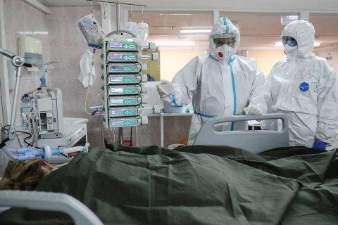 Число заразившихся коронавирусом в России превысило 4 миллиона человек