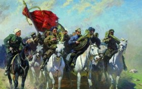 100 лет исполнилось песне «Красная Армия всех сильней»