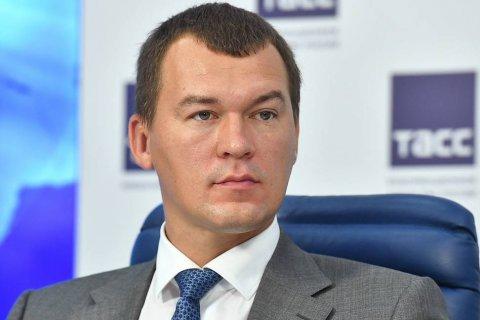 Ставленника Путина в Хабаровском крае будут круглосуточно охранять семь телохранителей
