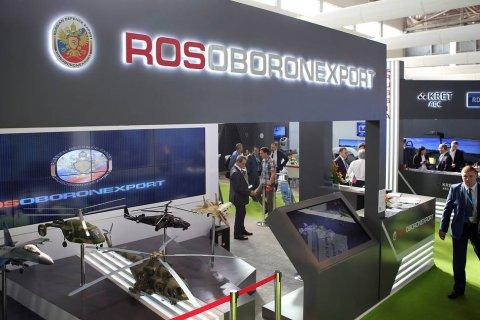 За экспорт российского оружия образовался долг в 813 млрд рублей