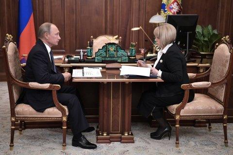 Памфилова обвинила Ходорковского в публичном давлении на ЦИК