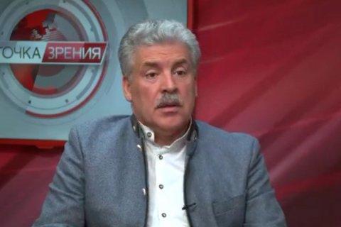 Павел Грудинин: Рейдерский захват земель совхоза имени Ленина перерос в политическую кампанию