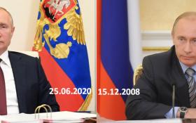 2012 год. Путин: «Если бы я считал, что тоталитарная и авторитарная система является для нас наиболее предпочтительной, я бы просто изменил Конституцию». Комментирует Песков