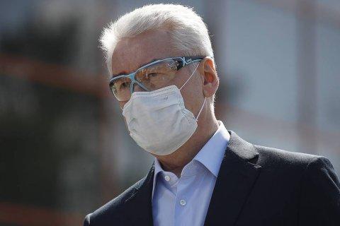Собянин: реальное число заразившихся коронавирусом в Москве составляет около 300 тысяч человек