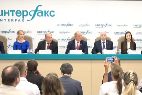 В КПРФ предложили ввести смешанную систему выборов в Мосгордуму