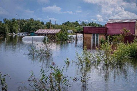 Минстрой предложил запретить новое строительство в зонах подтопления