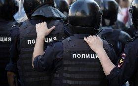 Полиция Москвы перед согласованным митингом предупредила о недопустимости призывов к несогласованным акциям