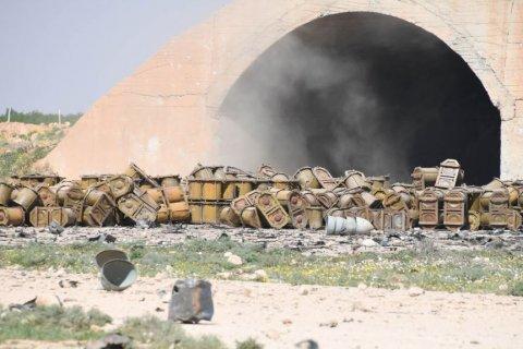 Опрос: Ракетные удары США по Сирии 82% россиян посчитали провокацией