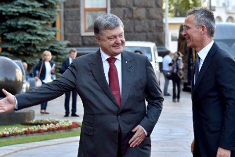 Генсек НАТО назвал присоединение Крыма аннексией